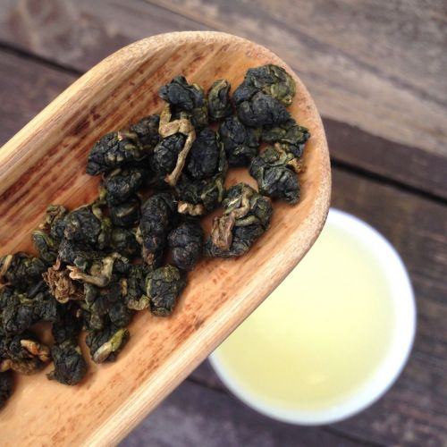 Formosa milk oolong